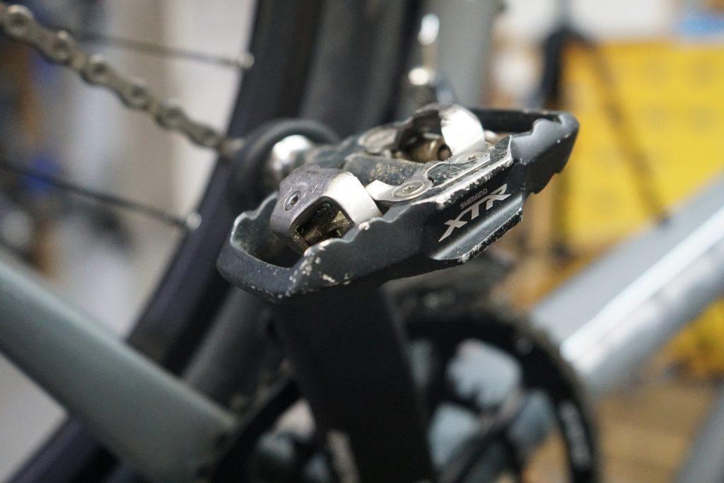 pedales de montaña