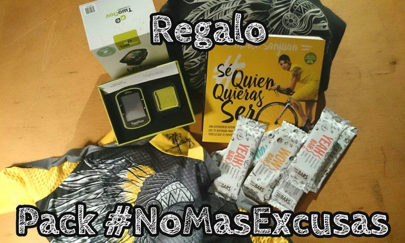 El compromiso tiene premio #NoMasExcusas